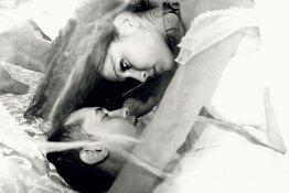 Аня и Виталий